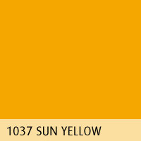 RAL color 02 sun yellow