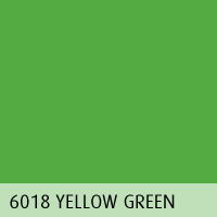 RAL color 05 yellow green