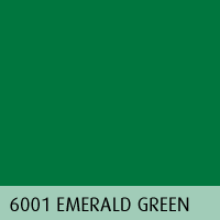 RAL color 06 emerald green