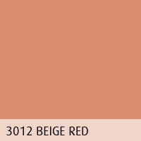 RAL color 12 beige red